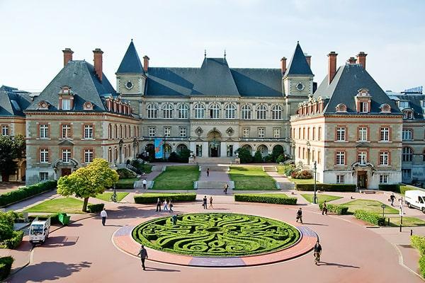 Alojamiento escuela de francés France Langue Paris: Cité Universitaire Summer Residence 1