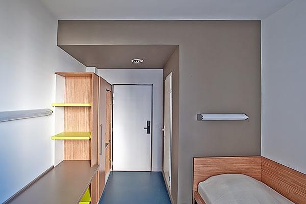 Alojamiento escuela de francés France Langue Paris: Cité Universitaire Summer Residence 5