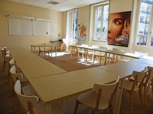 Escuela de francés en París   France Langue Paris 19
