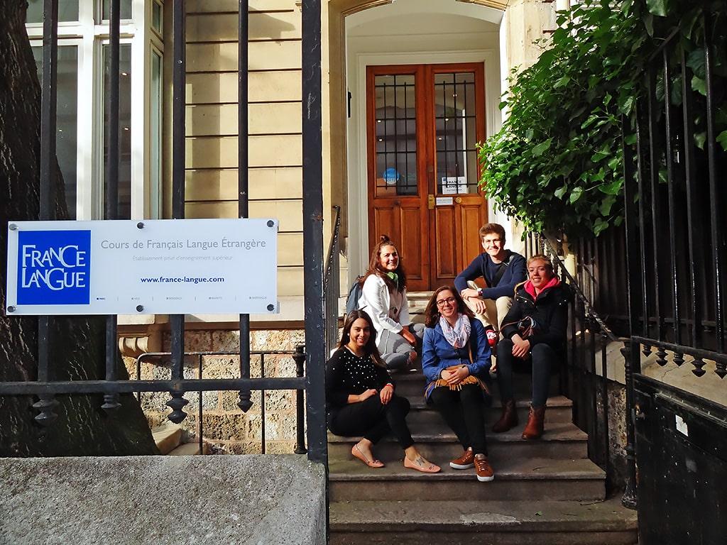 Escuela de francés en París   France Langue Paris 6