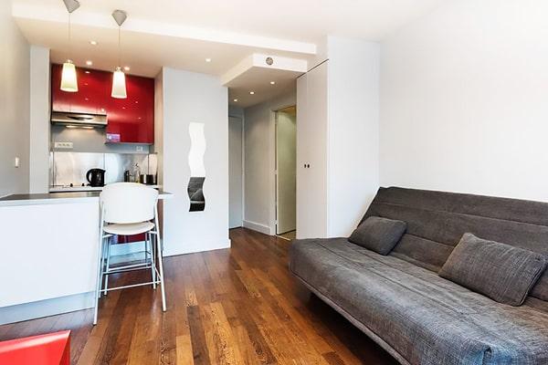 Alojamiento escuela de francés France Langue Paris: Apartamento compartido 1