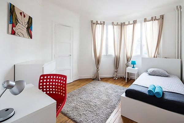 Alojamiento escuela de francés France Langue Paris: Apartamento compartido 2