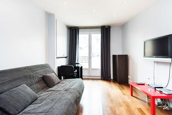 Alojamiento escuela de francés France Langue Paris: Apartamento compartido 4