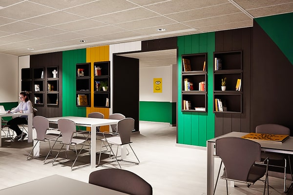 Alojamiento escuela de francés France Langue Paris: The Student Hotel Residence 1