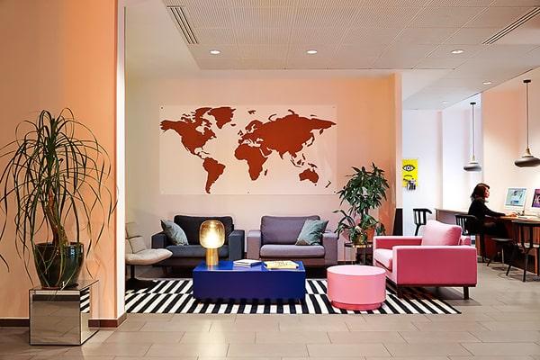 Alojamiento escuela de francés France Langue Paris: The Student Hotel Residence 3