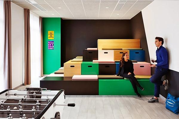 Alojamiento escuela de francés France Langue Paris: The Student Hotel Residence 4