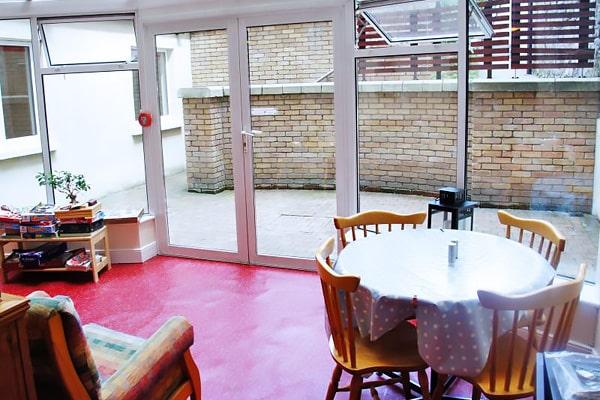 Alojamiento escuela de inglés Frances King School of English Dublin: Residencia Baggot Street 2