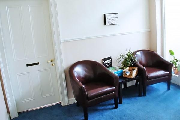 Alojamiento escuela de inglés Frances King School of English Dublin: Residencia Baggot Street 4