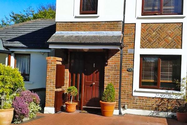 Alojamiento escuela de inglés Frances King School of English Dublin: Apartamento compartido 1