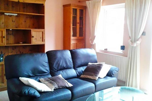 Alojamiento escuela de inglés Frances King School of English Dublin: Apartamento compartido 3