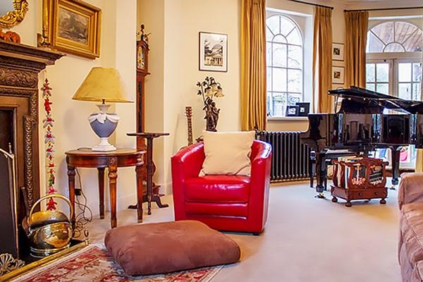 Alojamiento escuela de inglés Frances King School of English Dublin: Familia Premium 1