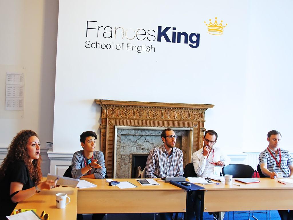 Escuela de inglés en Dublín | Frances King School of English Dublin 10