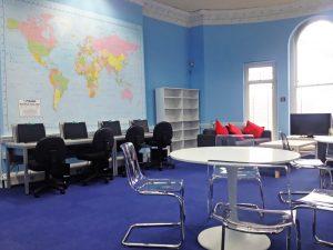 Escuela de inglés en Dublín | Frances King School of English Dublin 14
