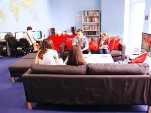 Escuela de inglés en Dublín | Frances King School of English Dublin 15