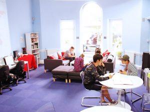 Escuela de inglés en Dublín | Frances King School of English Dublin 17