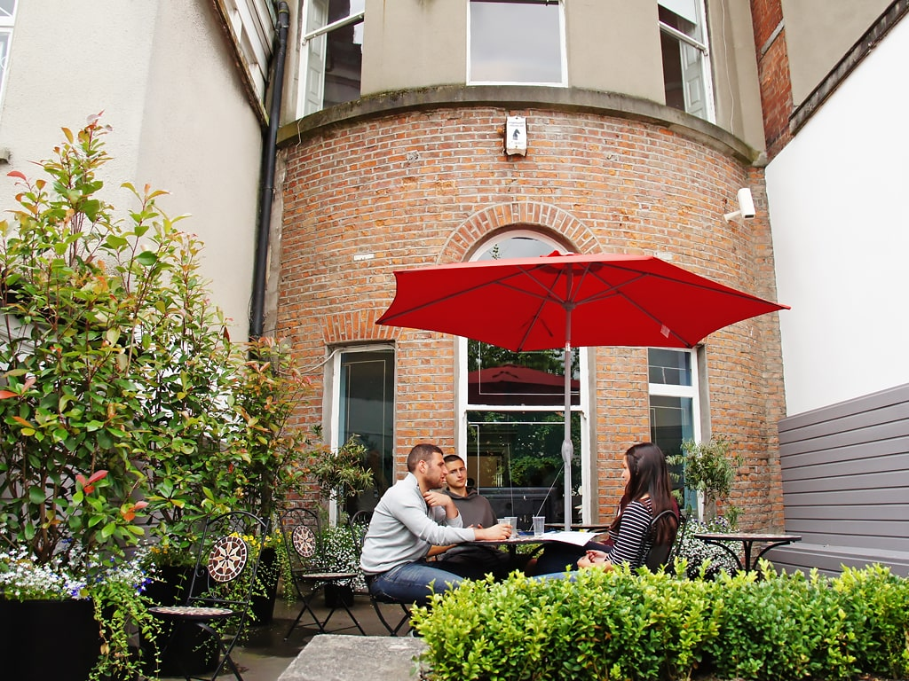 Escuela de inglés en Dublín | Frances King School of English Dublin 5