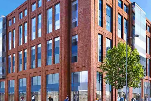 Alojamiento escuela de inglés Frances King School of English Dublin: Residencia The Point 3