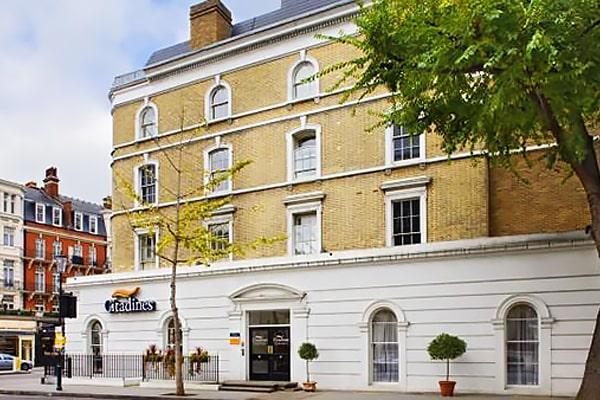 Alojamiento escuela de inglés  Frances King School of English London: Apartamentos Citadines 4