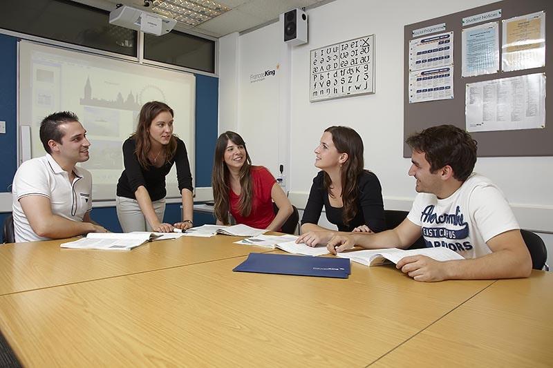 Escuela de inglés en Londres   Frances King School of English London 2