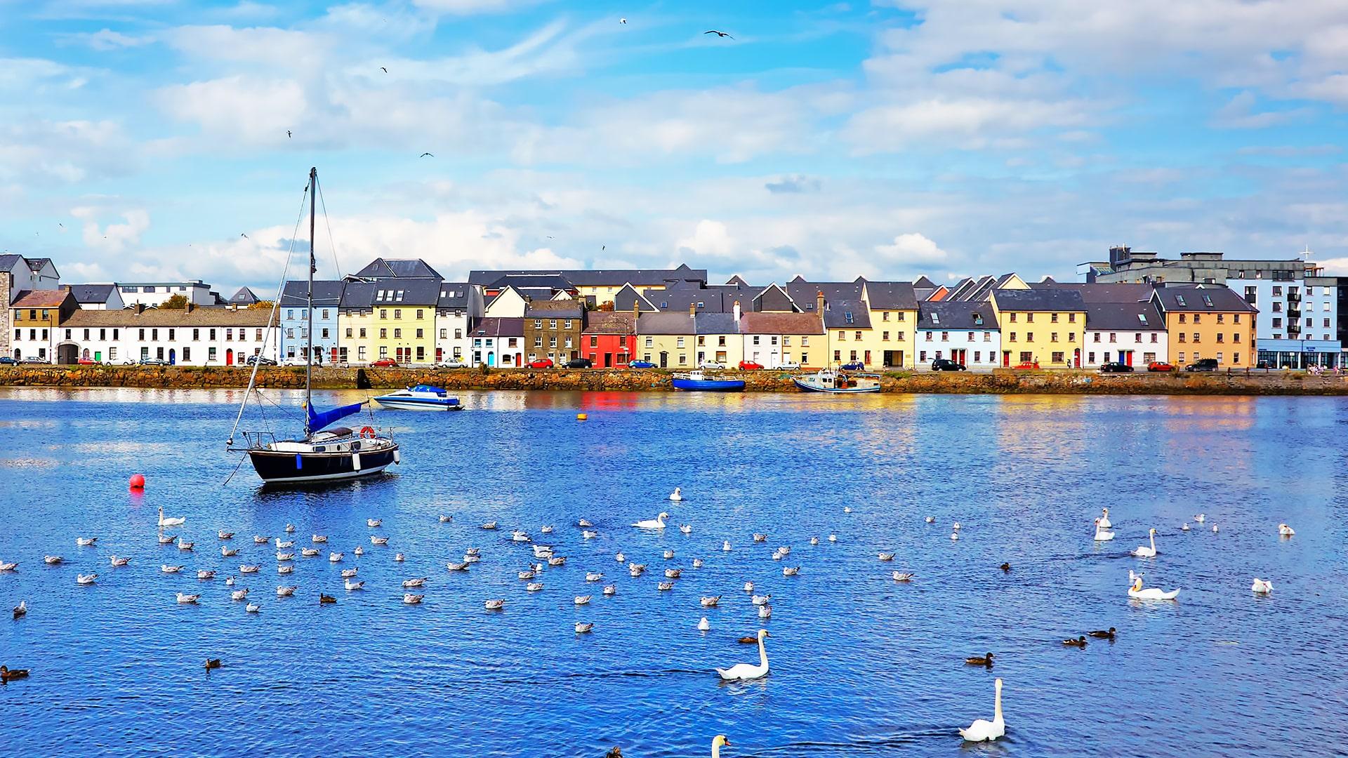 Escuela de inglés en Galway | GCI Galway Cultural Institute