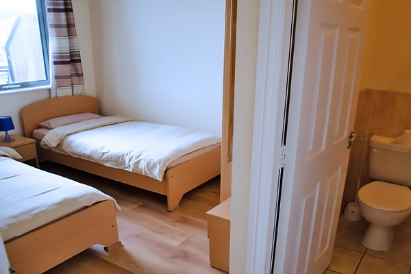 Alojamiento escuela de inglés Galway Cultural Institute: Apartamento de estudiantes 2