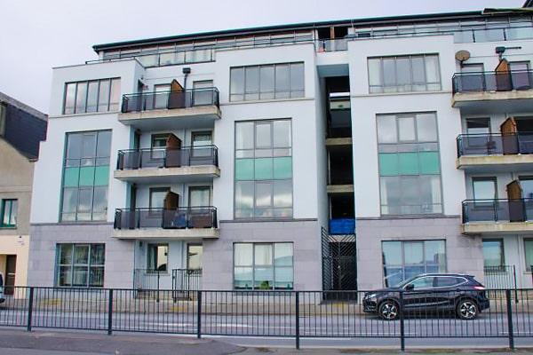 Alojamiento escuela de inglés Galway Cultural Institute: Apartamento de estudiantes 3