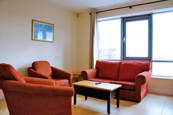 Alojamiento escuela de inglés Galway Cultural Institute: Apartamento de estudiantes 4