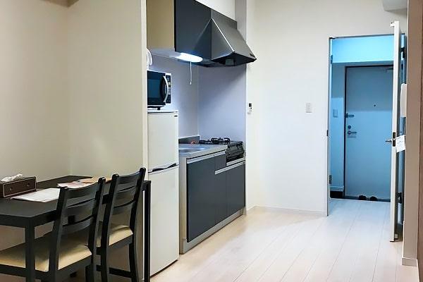 Alojamiento escuela de japonés GenkiJACS Fukuoka | Genki Japanese & Culture School: Apartamento para 2 personas 1