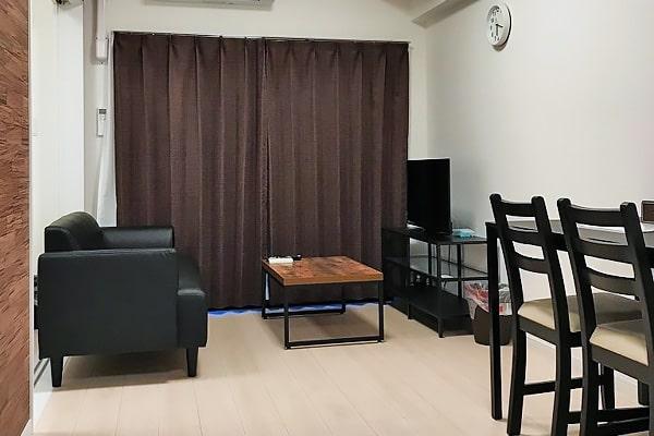 Alojamiento escuela de japonés GenkiJACS Fukuoka | Genki Japanese & Culture School: Apartamento para 2 personas 2