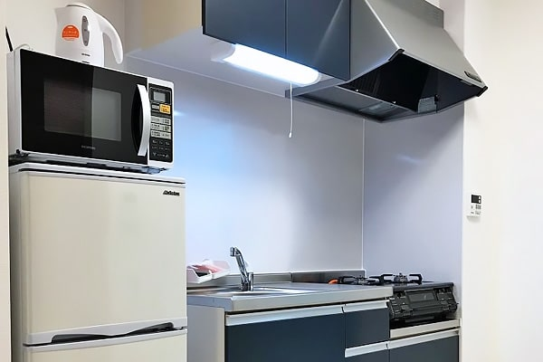 Alojamiento escuela de japonés GenkiJACS Fukuoka | Genki Japanese & Culture School: Apartamento para 2 personas 4