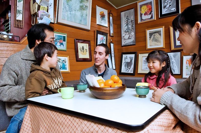 Alojamiento escuela de japonés GenkiJACS Tokyo | Genki Japanese & Culture School: Familia japonesa