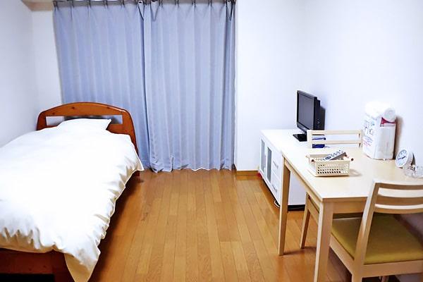 Alojamiento escuela de japonés GenkiJACS Fukuoka | Genki Japanese & Culture School: Residencia privada 2