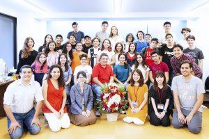 Escuela de japonés en Kioto | GenkiJACS Genki Japanese & Culture School Kyoto 12