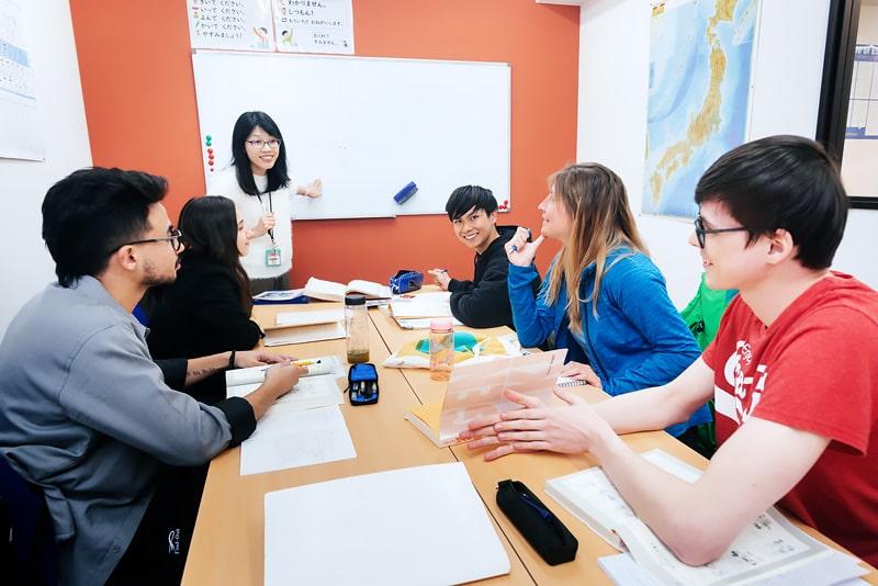 Escuela de japonés en Kioto | GenkiJACS Genki Japanese & Culture School Kyoto 2