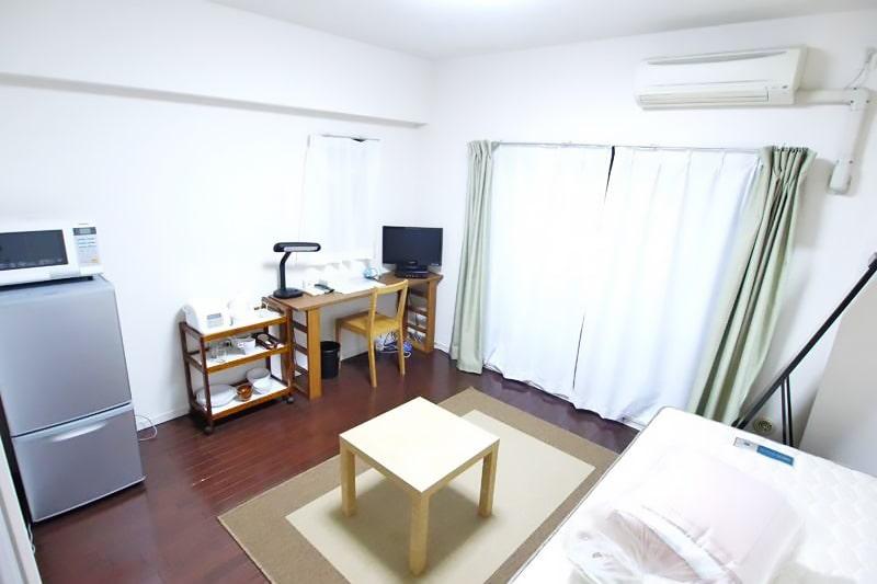 Alojamiento escuela de japonés GenkiJACS Kyoto | Genki Japanese & Culture School: Apartamento privado