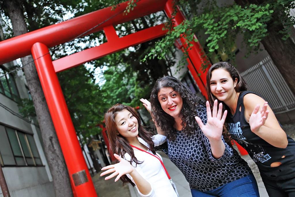 Escuela de japonés en Tokio | GenkiJACS Genki Japanese & Culture School Tokyo 1