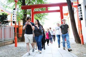 Escuela de japonés en Tokio | GenkiJACS Genki Japanese & Culture School Tokyo 12