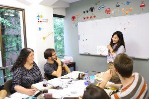 Escuela de japonés en Tokio | GenkiJACS Genki Japanese & Culture School Tokyo 19