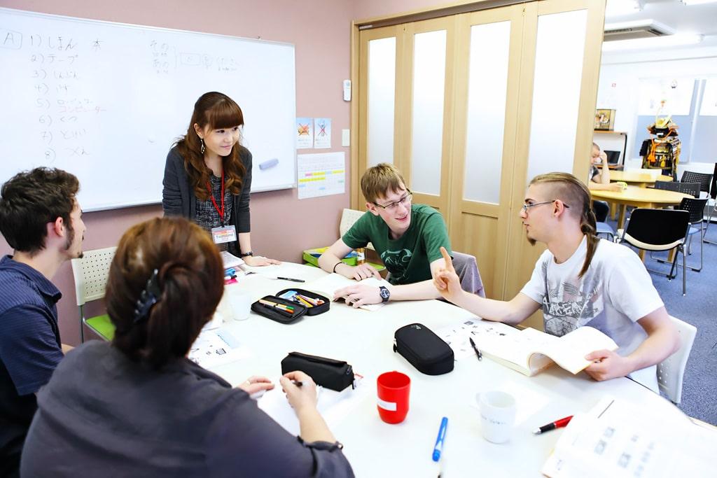 Escuela de japonés en Tokio | GenkiJACS Genki Japanese & Culture School Tokyo 2