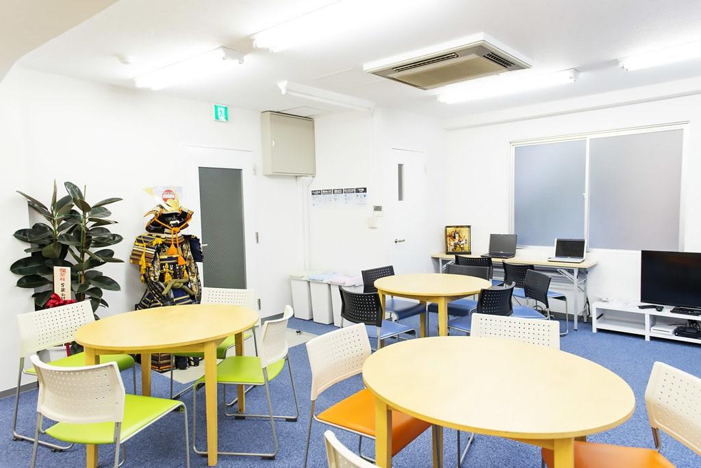 Escuela de japonés en Tokio | GenkiJACS Genki Japanese & Culture School Tokyo 4
