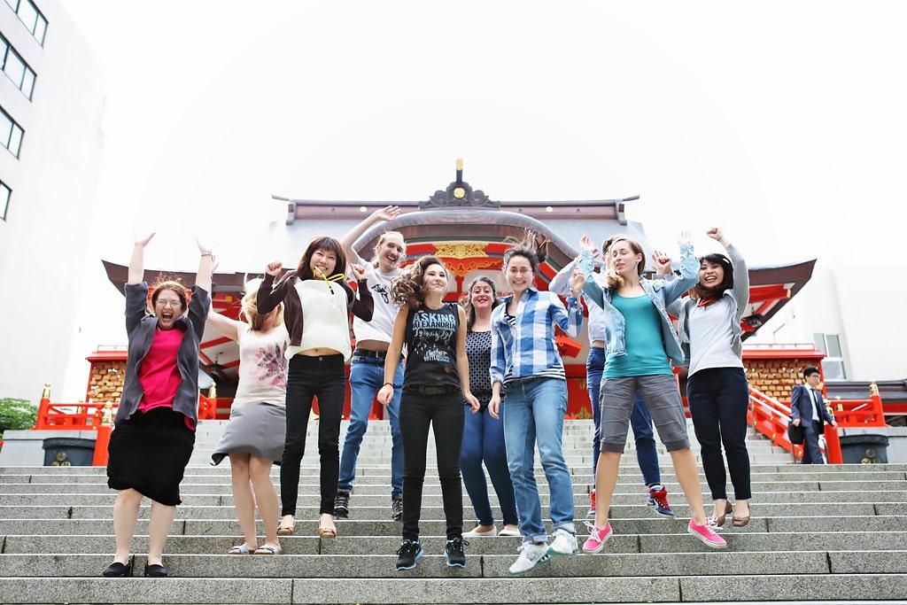 Escuela de japonés en Tokio | GenkiJACS Genki Japanese & Culture School Tokyo 7