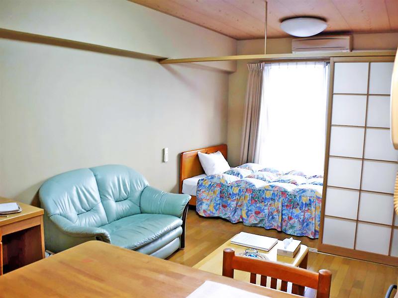 Alojamiento escuela de japonés GenkiJACS Tokyo: Apartamento privado