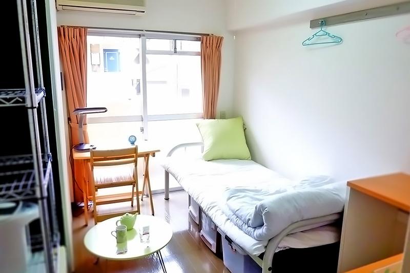 Alojamiento escuela de japonés GenkiJACS Tokyo | Genki Japanese & Culture School: Residencia privada 1