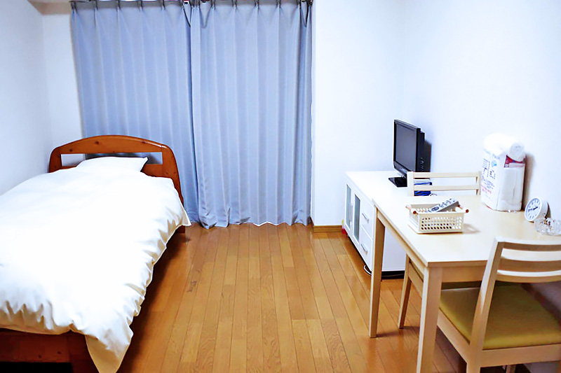 Alojamiento escuela de japonés GenkiJACS Tokyo | Genki Japanese & Culture School: Residencia privada 3