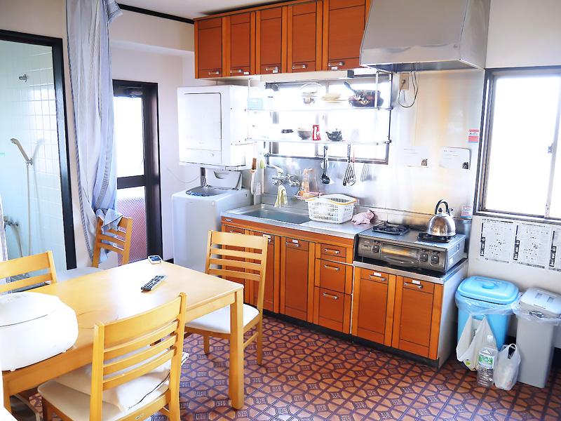 Alojamiento escuela de japonés GenkiJACS Tokyo: Private Residence 5