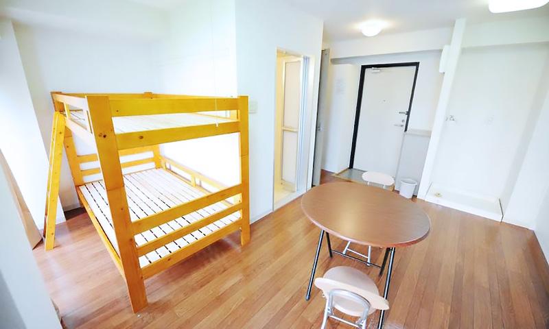 Alojamiento escuela de japonés GenkiJACS Tokyo: Shared Residence 1 thumbnail