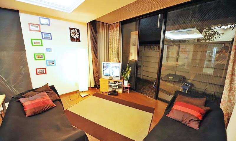 Alojamiento escuela de japonés GenkiJACS Tokyo | Genki Japanese & Culture School: Residencia compartida 3