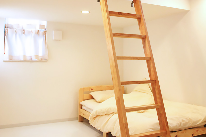 Alojamiento escuela de japonés GenkiJACS Tokyo | Genki Japanese & Culture School: Residencia compartida 5