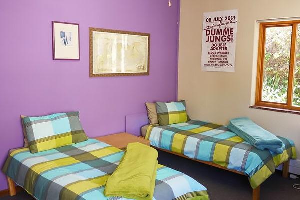 Alojamiento escuela de inglés Good Hope Studies Cape Town: Casa compartida GHS 3