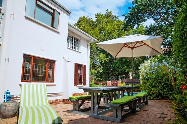 Alojamiento escuela de inglés Good Hope Studies Cape Town: Casa compartida GHS 4